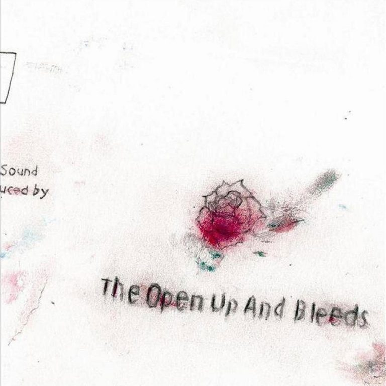 The Open Up And Bleeds - The Open Up And Bleeds